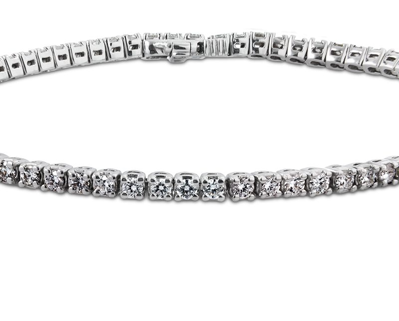 Pulsera Tennis Diamantes 3